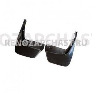 брызговик задние renault logan, аналог, 6001998164, комплект 2 шт.