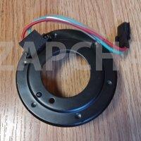 электромагнитная муфта компрессора кондиционера renault duster logan, аналог, 8201018716 926007398r sd7v16