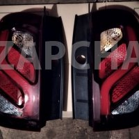 фонарь задний левый renault duster 2, оригинал, 265550368r