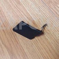 заглушка буксировочного крюка задняя renault sandero stepway 2, 14-, оригинал, 511659212r