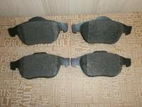 колодки тормозные передние laguna 01, оригинал 7701208182