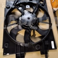 диффузор вентилятора renault logan 2 sandero 2 duster 2 kaptur, оригинал, 214811897r 214816703r