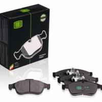 колодки тормозные передние renault duster megane 3 fluence, аналог, 440603905r