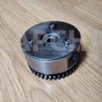 шестерня фазорегулятора мотор h4m, оригинал, 130259u50b 130255h60b, б.у.