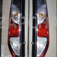 фонарь задний правый левый renault kangoo 2, 13-, оригинал, 265506145r 265557352r, цена за шт.