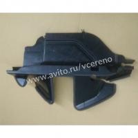 дефлектор радиатора левый renault koleos, оригинал, 214990113r