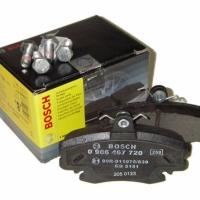 колодки тормозные передние комплект renault logan sandero clio megane, аналог, 410602192r 7711130071