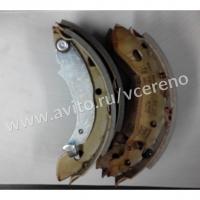 колодки тормозные задние renault 19, аналог, 7701204216