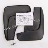 брызговики передние renault duster, аналог, 638537420r, цена за комплект
