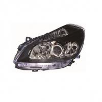 фара правая левая renault сlio 3 sport, аналог, 7701061076 7701061075 , цена за шт.