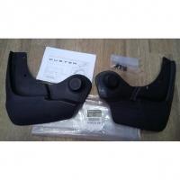брызговики передние renault duster, оригинал, 638537420r, комплект 2 шт