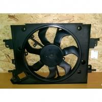 диффузор вентилятора охлаждения в сборе renault duster 2, оригинал, 214814130r