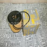 фильтр масляный мотор g9t, оригинал, 7701472321 7701479124