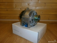 генератор renault duster, оригинал, 8200667607