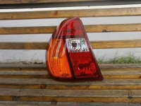 фонарь задний левый рено clio symbol, аналог, 7700433751