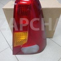 фонарь задний правый левый renault logan, -10, оригинал, 6001546795 6001546794, цена за шт.