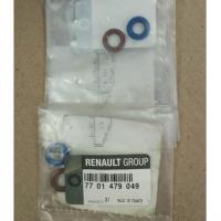 комплект уплотнительных колец форсунки мотор k7, оригинал, 7701479049