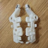 комплект кронштейнов переднего бампера renault megane 3, 14-, оригинал, 620508228r
