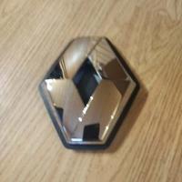 эмблема передняя renault scenic 3, оригинал, 628904793r