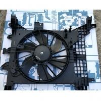 диффузор вентилятора renault duster, аналог, 214819914r, в сборе