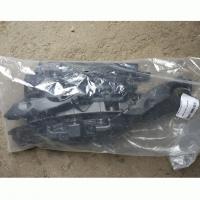 комплект кронштейнов переднего бампера renault laguna 3, оригинал, 622904233r 622900001r