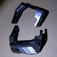 кронштейн крепления фары правый левый renault megane 3, оригинал, 625604829r 625618202r , цена за шт