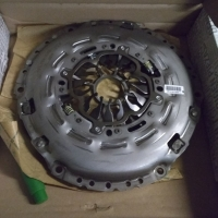 комплект сцепления (диск+корзина) renault master 3, оригинал, 302057116r