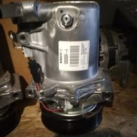 компрессор кондиционера мотор renault laguna 3 megane 3 duster kaptur, оригинал, 926003859r