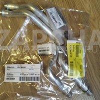 комплект трубок радиатора отопителя renault master 3, оригинал, 924146903r