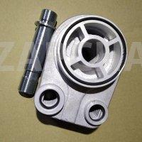 радиатор масляный двигателя, аналог, 8200923115