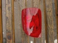 фонарь заднего бампера правый renault kangoo 2, аналог, 8200419908