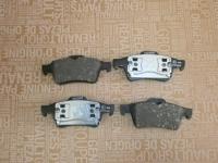 колодки тормозные задние renault laguna 2, аналог, 7701207996