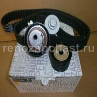 комплект грм мотор к4, оригинал,  7701477014 130c17529r 130c10178r