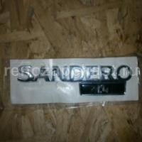 эмблема крышки багажника  renault sandero 1.4 1.6, оригинал, 8200830438 8200825013