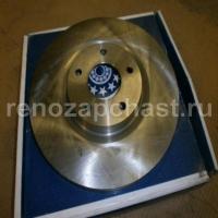 диск тормозной передний renault  koleos, аналог, 402069828r цена за шт