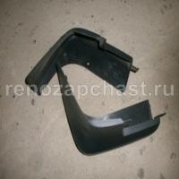брызговики передние renault scenic 2, оригинал, 7711223258, комплект