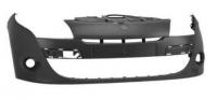 бампер передний renault megane 3, 08-13, оригинал, 620220035r 620225628r, голый