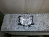 фара противотуманная renault logan,10, оригинал, 261508367r цена за шт.