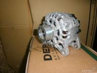 генератор renault logan sandero, оригинал, 8200667605 8200103744