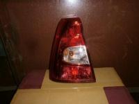 фонарь задний правый левый renault logan,10-, аналог,  8200744760 8200744759, цена за шт.