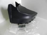 дефлектор радиатора левый renault duster, оригинал, 214998574r