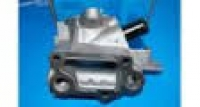 корпус термостата к блоку renault logan sandero clio kangoo, оригинал, 8200493154, б.у.
