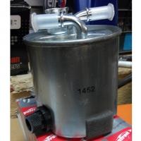 фильтр топливный мотор к9к m9r , аналог, 164005190r 8200697875