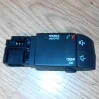 джойстик магнитолы renault duster 2 logan 2 sandero 2, оригинал, 255522448r