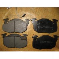 колодки тормозные передние renault 19, аналог, 7701202711