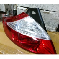 фонарь задний правый наружный renault megane 3, оригинал, 265500036r 265500007r, цена за шт