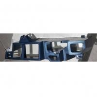 абсорбер заднего бампера правый renault sandero 2, 14-, оригинал, 850925295r