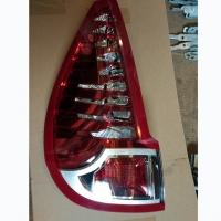фонарь задний в крыло правый левый renault scenic 3, аналог, 265500013r 265550013r, цена за шт.
