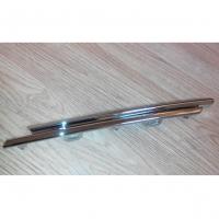 комплект накладок решетки радиатора renault fluence, аналог, 622564419r, цена за комплект
