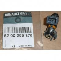 форсунка топливная renault, оригинал, 8200058379, цена за шт.